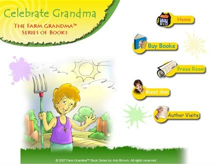 The Farm Grandma - Book Series